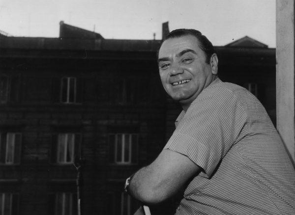 Ernest Borgnine, l'attore che ha interpretato Giuseppe Navarra