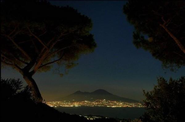 Il Vesuvio di sera - foto: National Geographic