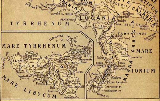 Italia e Magna Grecia