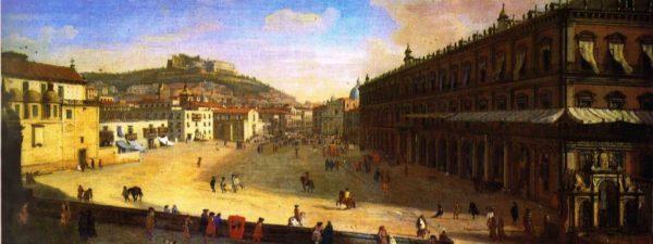 Napoli-Largo-di-Palazzo-Gaspar-Von-Wittel-1701-960x360