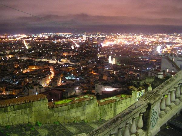 Napoli da San Martino