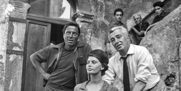 Napoli film festival, De Sica