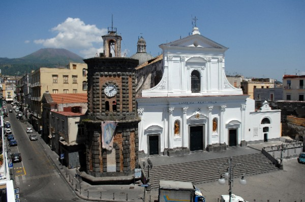 Piazza Santa Croce Torre del Greco