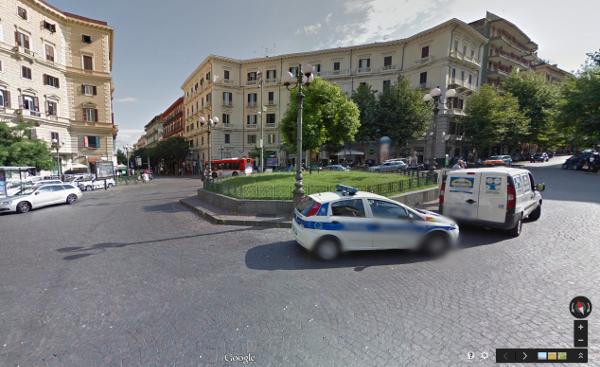 Vomero, Piazza Vanvitelli