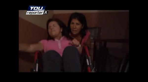 Secondigliano, disabile imprigionata