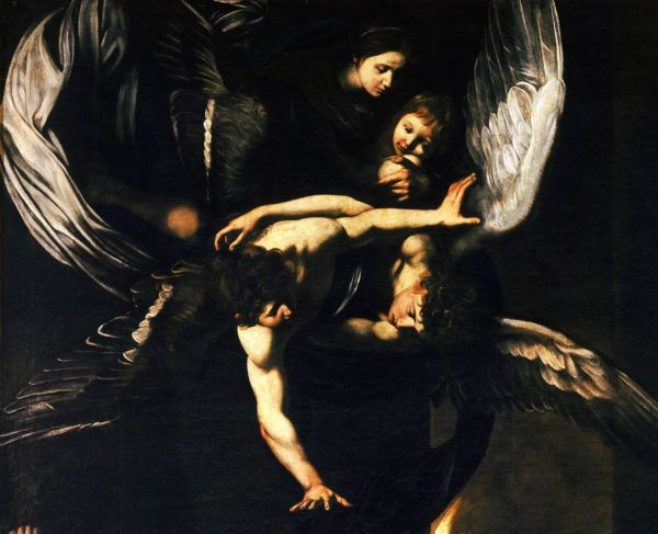 Sette Opere della Misericordia, Napoli, Pio Monte della Misericordia