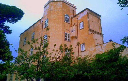 Villa Macrina, Torre del Greco