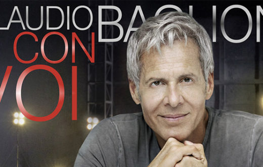 Claudio Baglioni in concerto a Napoli