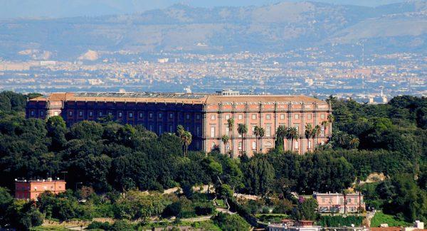Capodimonte Palazzo reale