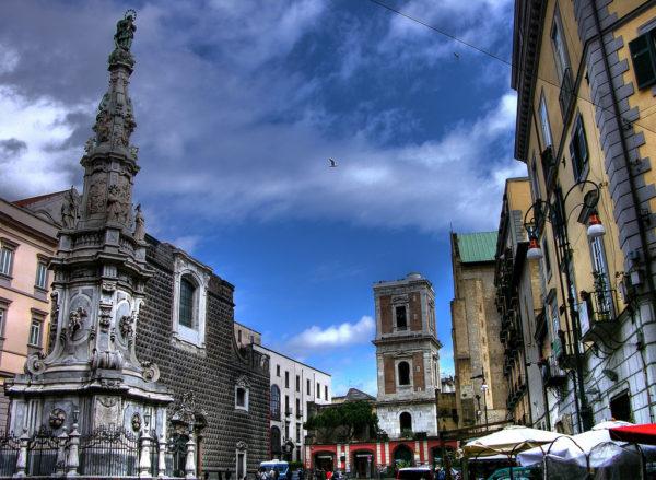 Centro storico Napoli