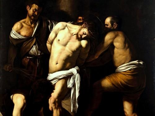 Flagellazione di Cristo, Napoli, al Museo di Capodimonte