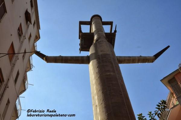 funivia di Napoli il pilone