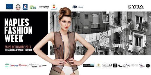 Naples fashion week