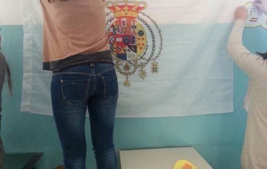 studenti ricordano il Regno delle Due Sicilie