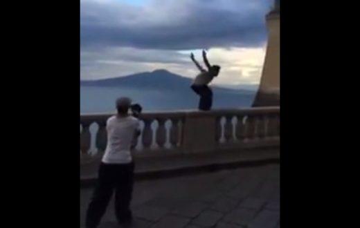 stuntman Sorrento