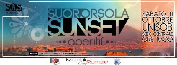 suor orsola sunset