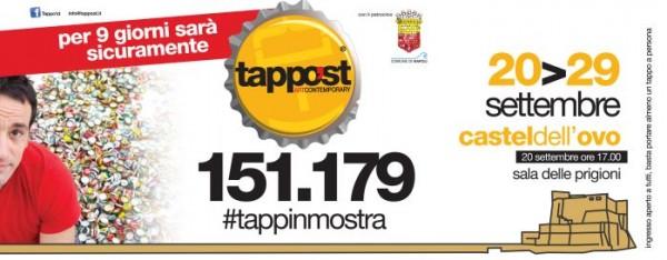 Tappo'st project, a Napoli l'arte si incontra con l'ecologia