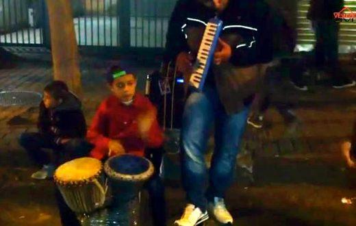 Piccolo musicista di Via Epomeo
