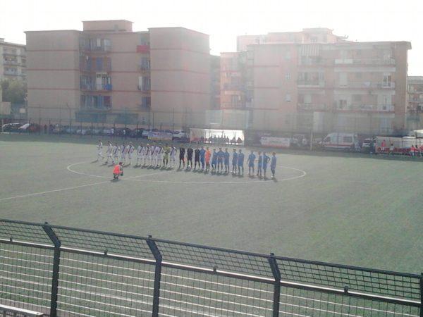 Coppa Italia San Giorgio-Quarto 2-0