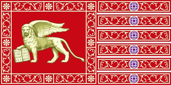 Bandiera della Repubblica di Venezia