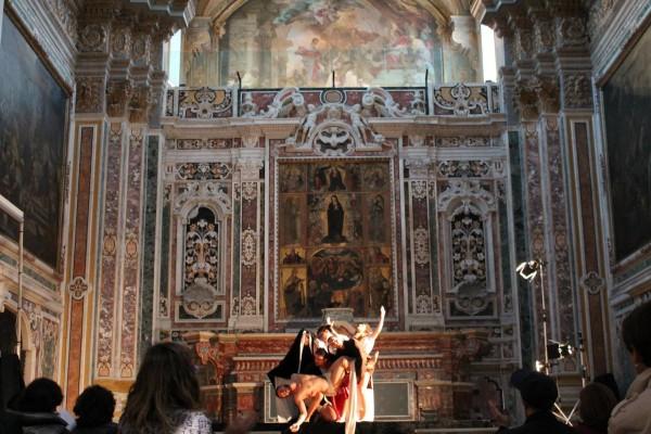 Caravaggio-Tableaux-Vivants