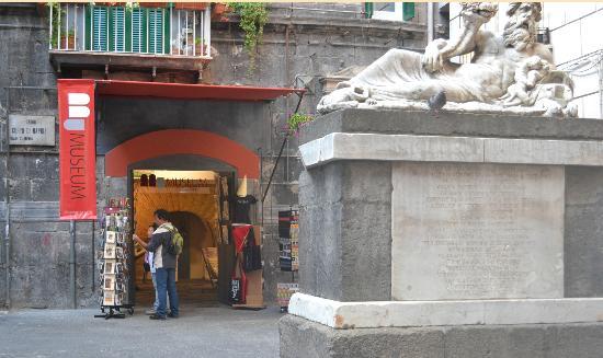 Nilo museum-shop