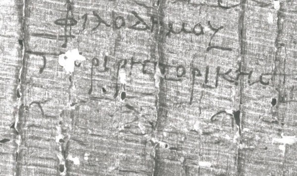 PHerc. 336:1150, Polistrato, De irrationali contemptu