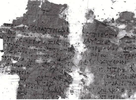 PHerc. 993, Epicuro, De natura II