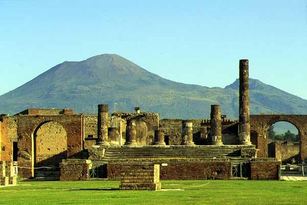 Pompei, il Foro