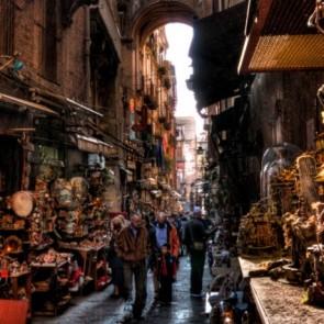 Presepe Napoli Geo&Geo