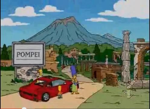 Simpson contro l'Unità d'Italia