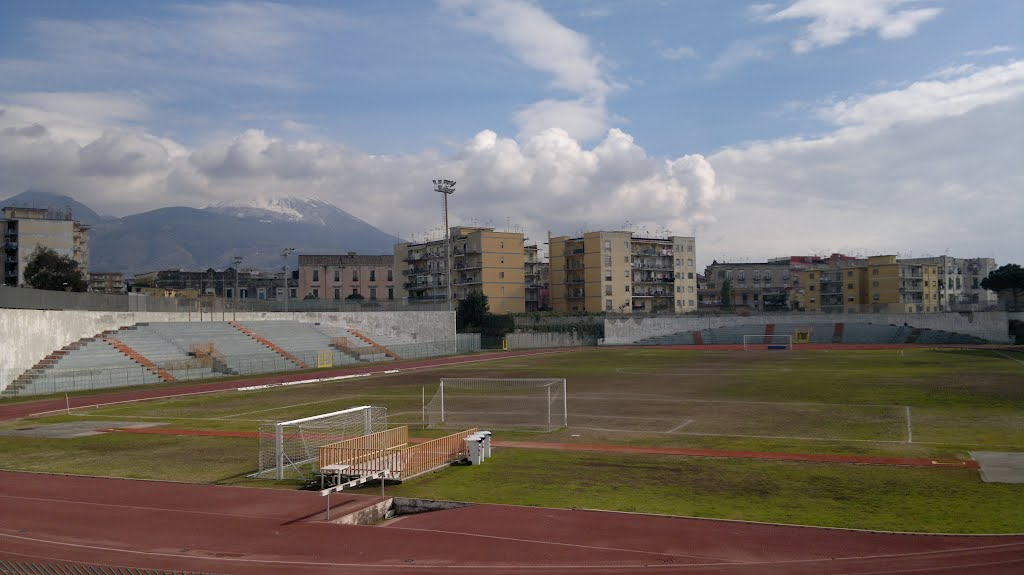 Stadio San Ciro - Portici