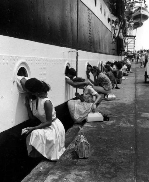 amerigo vespucci 1933 kisses