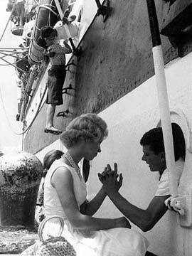Amerigo Vespucci, Egitto anni '60