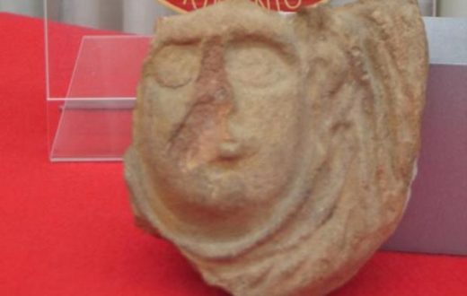 antefissa pompei