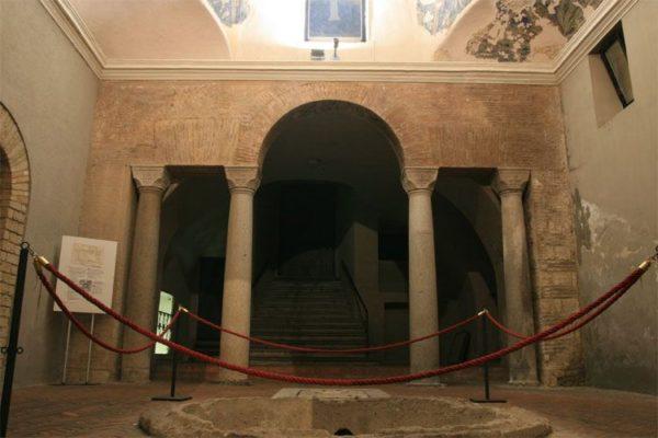 battistero San giovanni in fonte, Duomo di Napoli