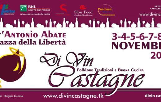 Divin Castagne, tra folklore, tradizioni e buona cucina