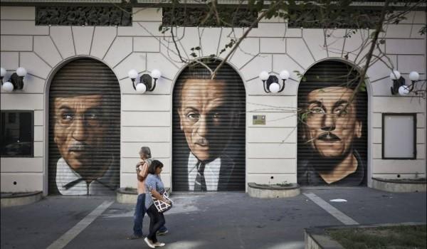 eduardo, murales trio