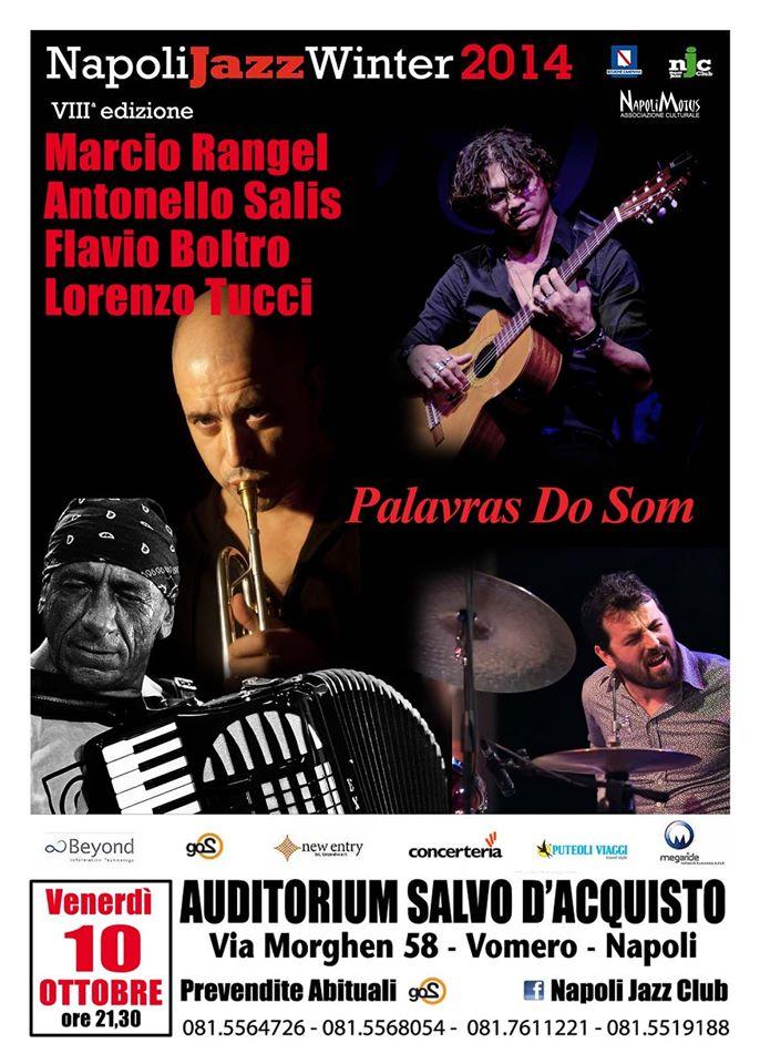 Napoli jazz winter festival, l'appuntamento con la musica è al Vomero