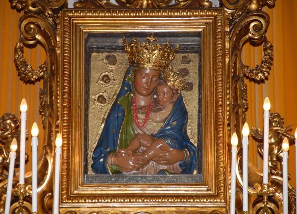 Madonna della Neve di Torre Annunziata