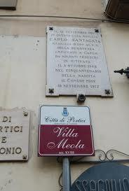 Scuola Santagata, Portici