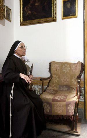 sedia santuario santa maria francesca