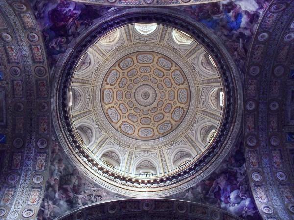 """""""Cupola Gesù"""" di Baku - Opera propria"""