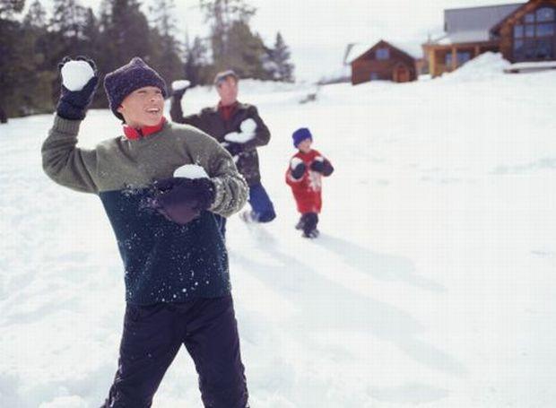 Avere la neve in tasca - 'A neve dint' 'a sacca