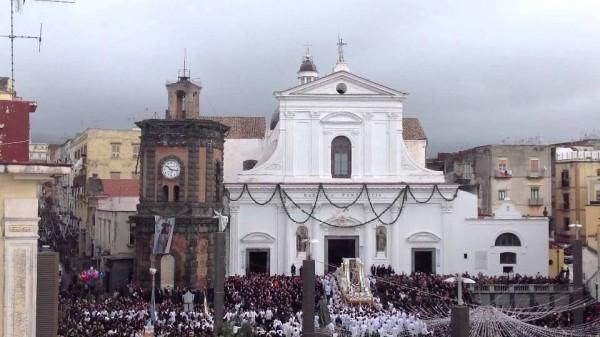 Basilica Santa Croce Torre del Greco