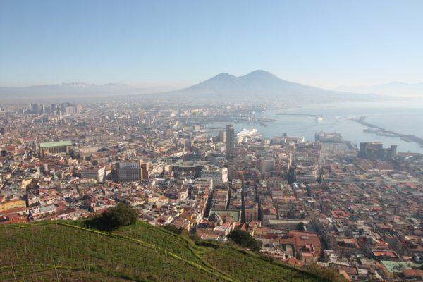 Borghi e sedili di Napoli