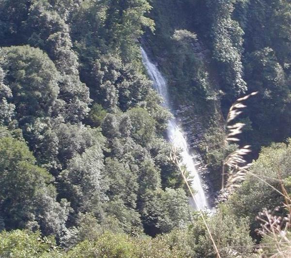 Cascata Velo della Sposa, Pertosa, Campania