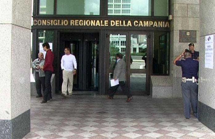 Consiglio regionale Campania - i nuovi consiglieri