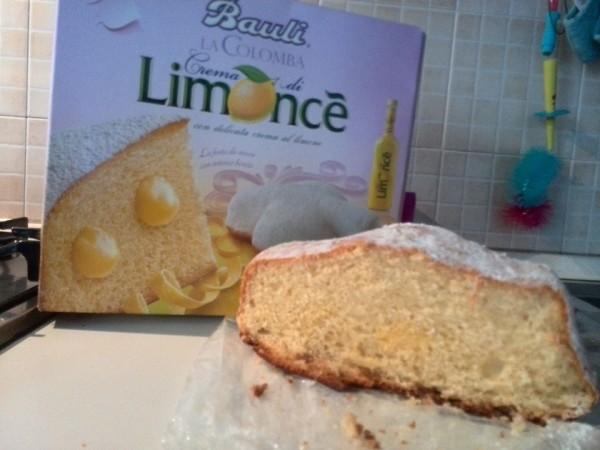 Crema di limoncé Bauli