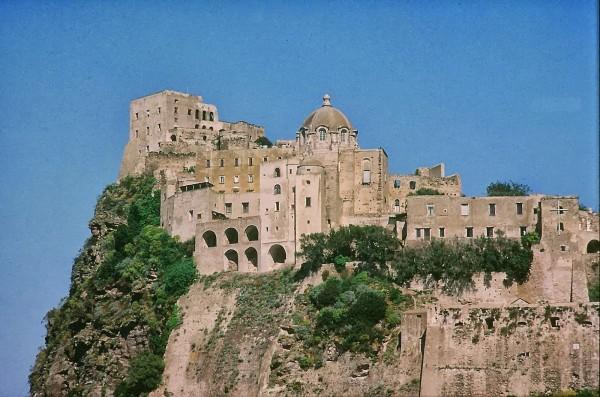 Veduta Castello Aragonese.